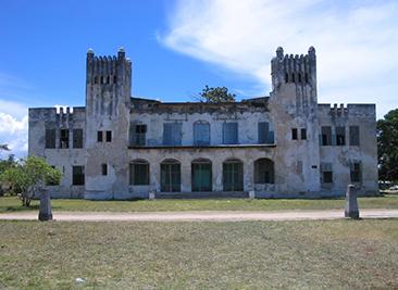 bagamoyo cultural site