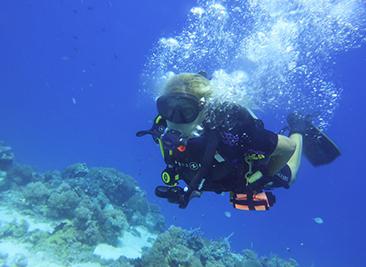 diving pemba island