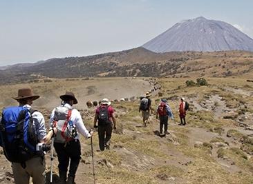 oldonyolengai trekking