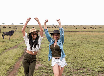 serengeti tours