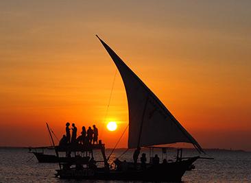 Sunset Dhow Cruise – Zanzibar